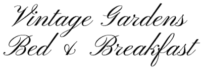 Vintage Gardens Bed & Breakfast Logo